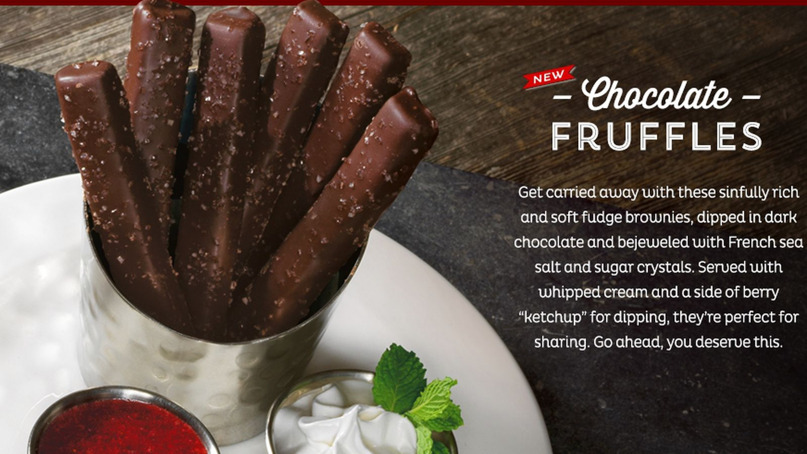 Red Robin Introduces Dunkable Brownies With Perplexing Name ...