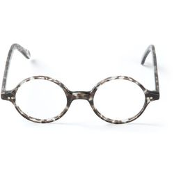 "'Model 222' glasses, <a href=""http://www.farfetch.com/shopping/women/robert-la-roche-model-222-glasses-item-10613849.aspx"">Robert La Roche</a>, $263"