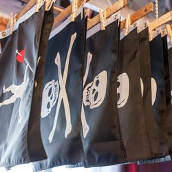 Let your pirate freak flag fly, <b>$13 each</b>.