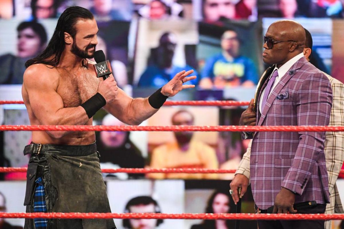 Drew McIntyre and Bobby Lashley have come full circle - Cageside Seats