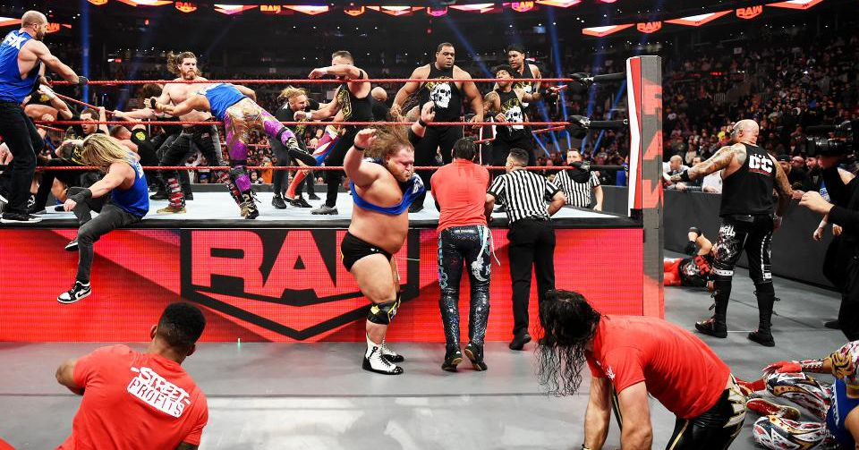 WWE Raw results, recap, reactions (Nov. 18, 2019) Why ...