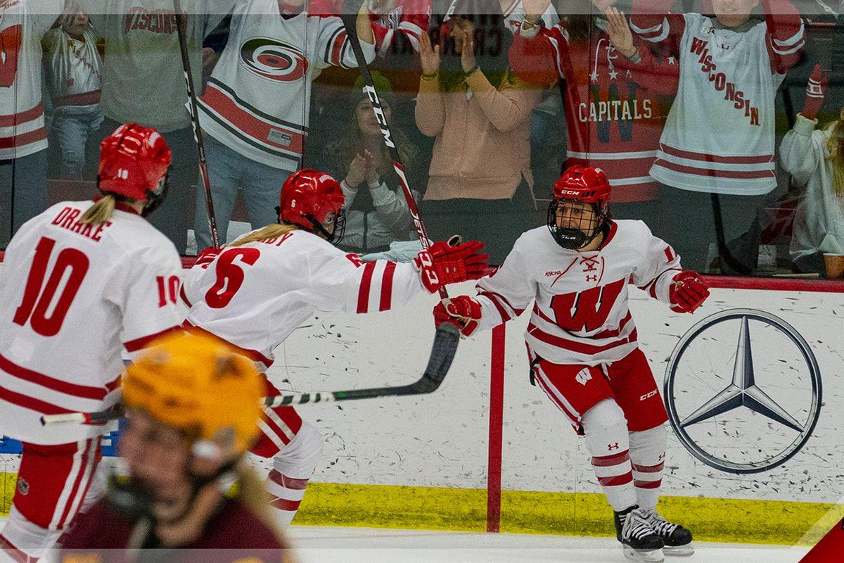 Wisconsin Badgers hockey: welcome to Hat Trick U