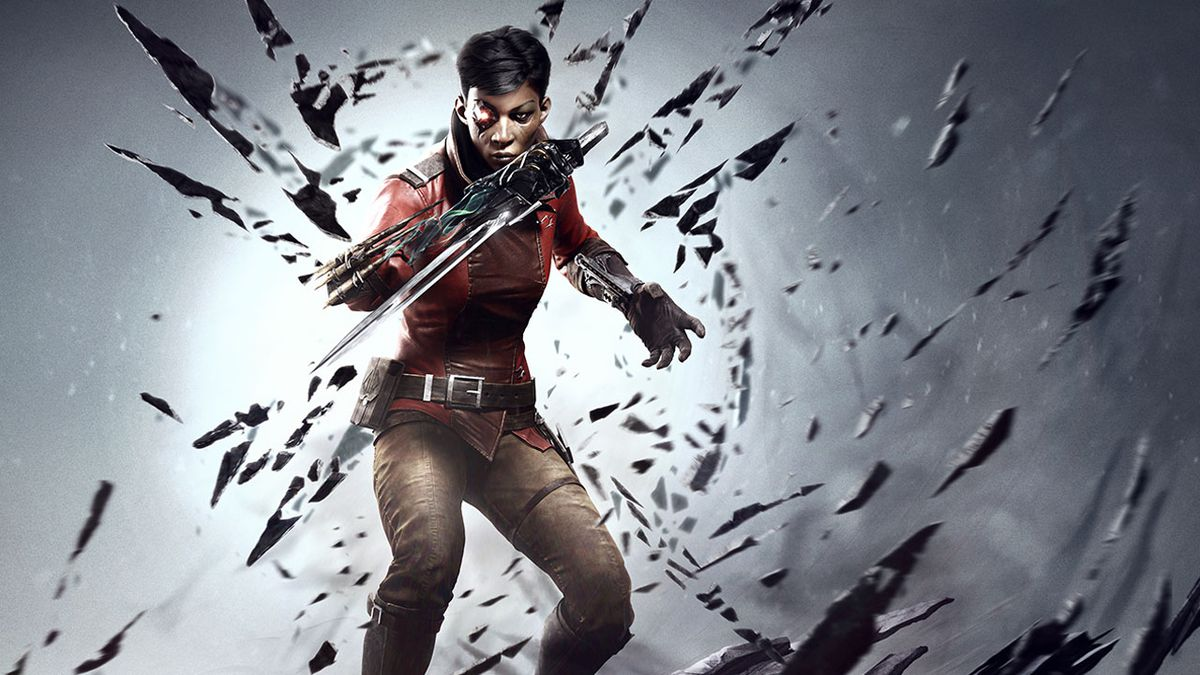 Image result for dishonored death of the outsider