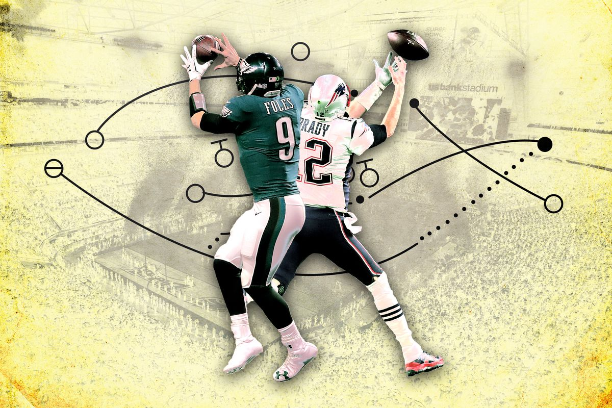 Getty Images AP Images Ringer illustration. The two most memorable plays  from Super Bowl LII were different versions of ... 2d329cbec
