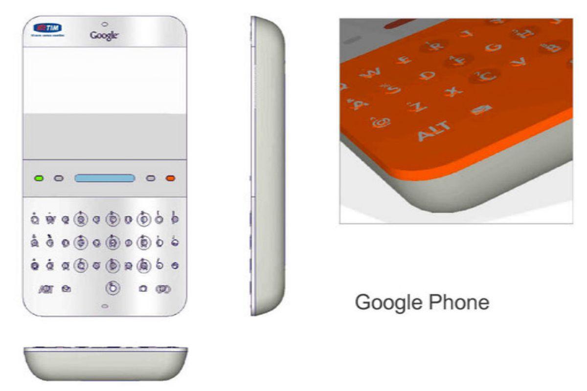 Google Phone (2006)