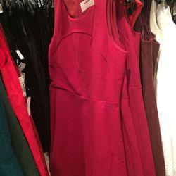 Jersey dress, $30