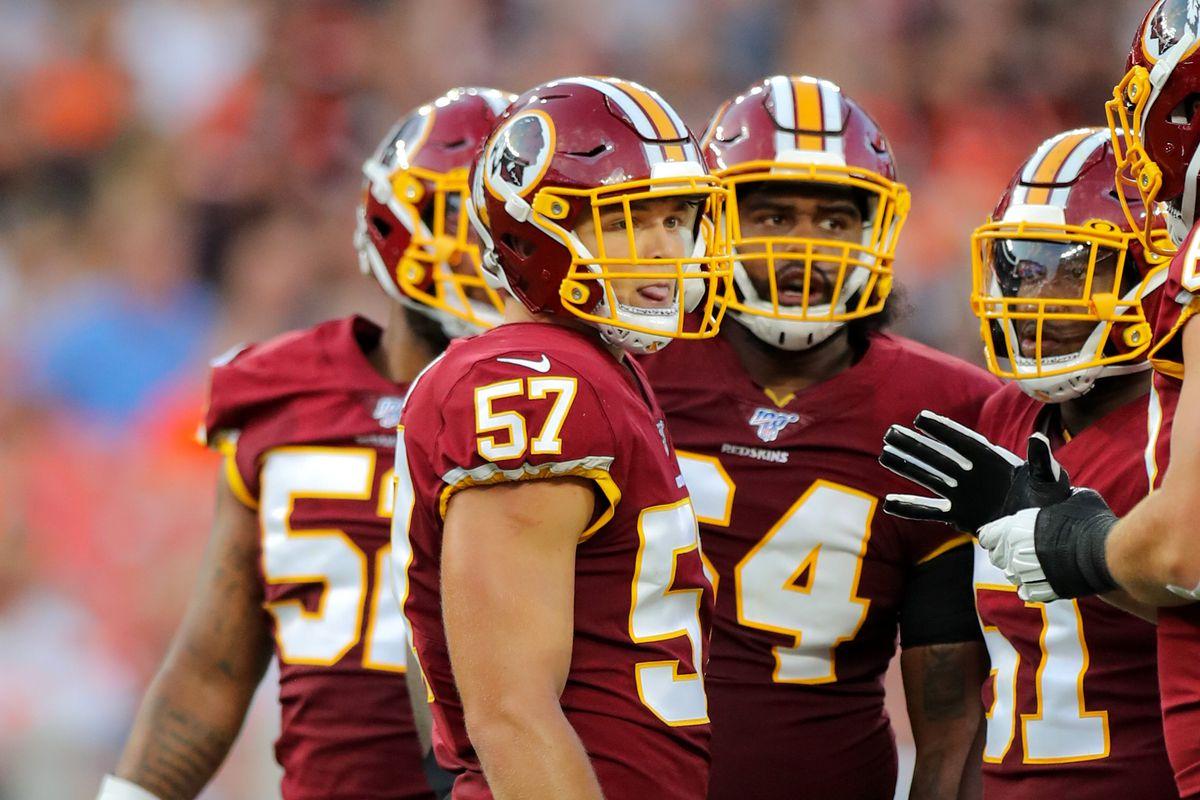 NFL: AUG 08 Preseason - Redskins at Browns