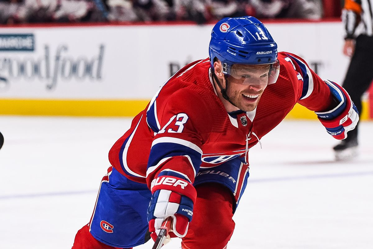 NHL: FEB 02 Blue Jackets at Canadiens
