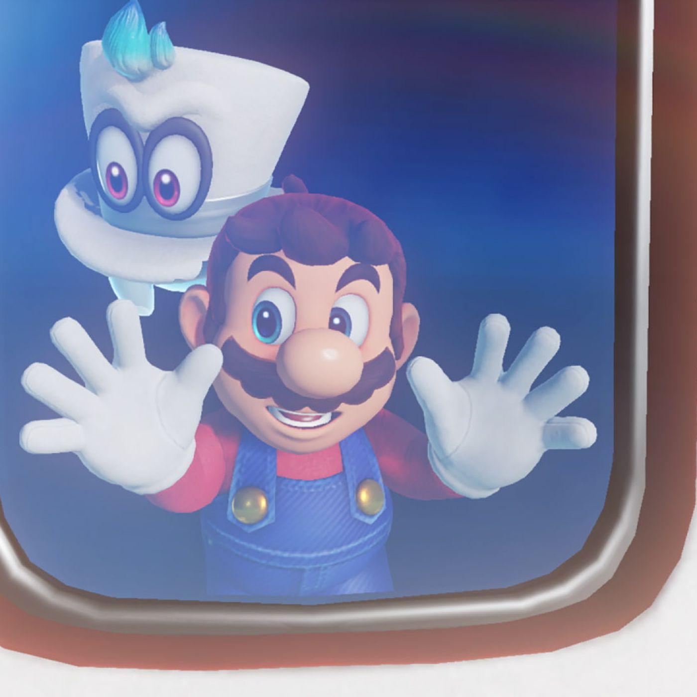 Super Mario Odyssey Review Polygon