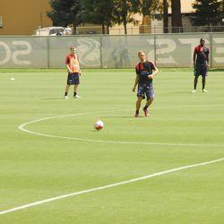 NUFC Open Training Sacramento