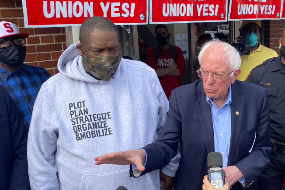 Killer Mike, Bernie Sanders