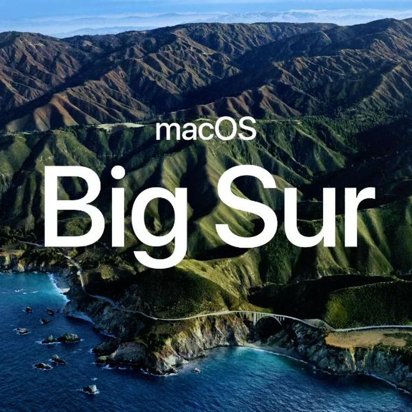 Apple Announces Macos Big Sur With A Brand New Design The Verge