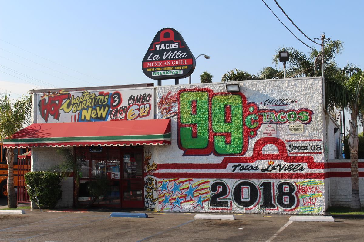 The Best Mexican Restaurants In California S Central Valley Eater