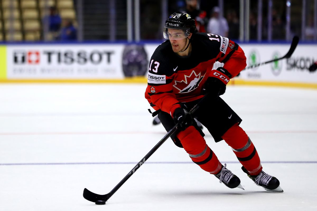 Korea v Canada - 2018 IIHF Ice Hockey World Championship