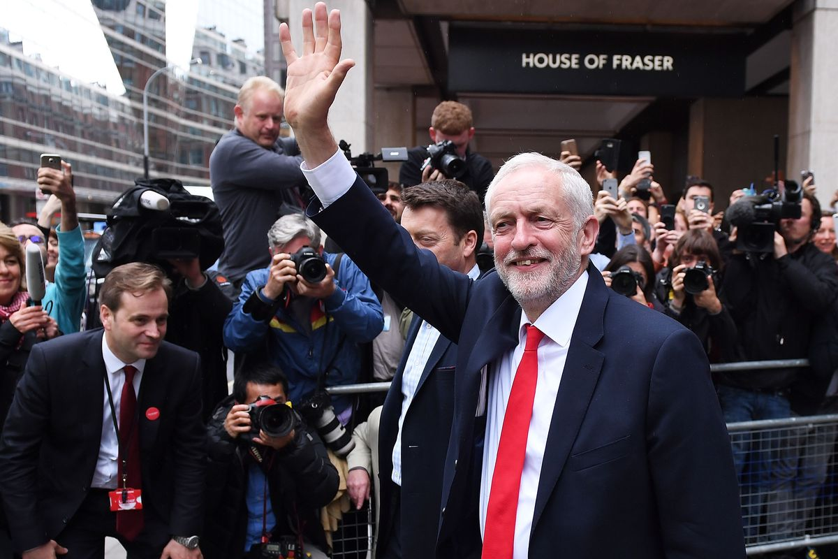 Labour Party Herald Election Gains At Party HQ