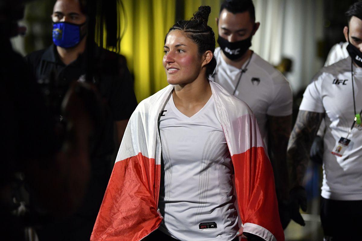 UFC Fight Night: Penne v Godinez