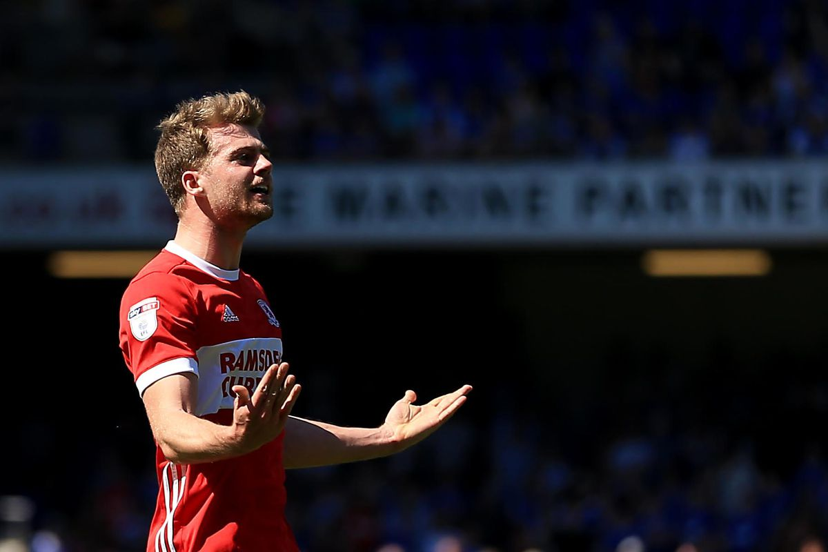 Ipswich Town v Middlesbrough - Sky Bet Championship