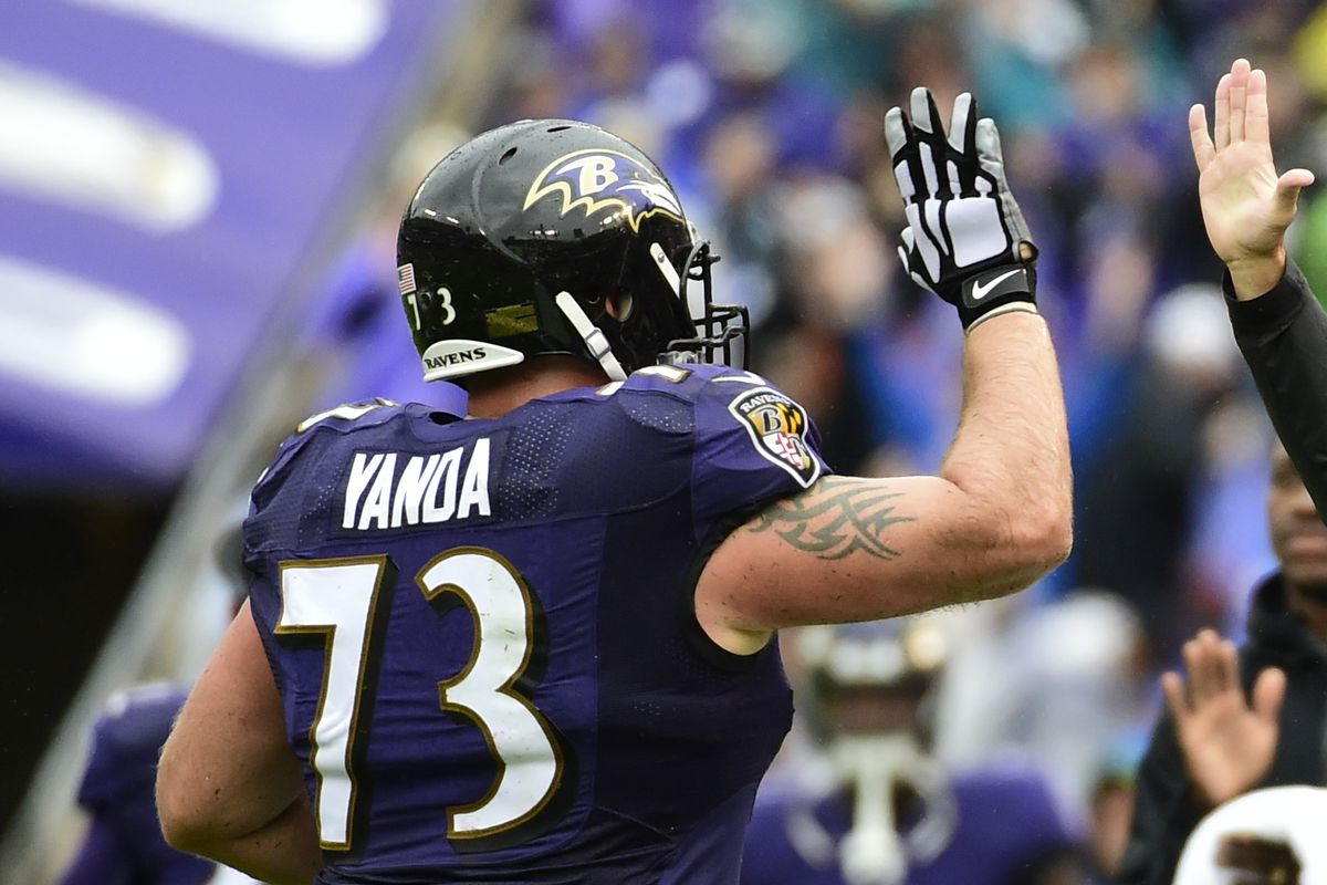 NFL: Denver Broncos at Baltimore Ravens