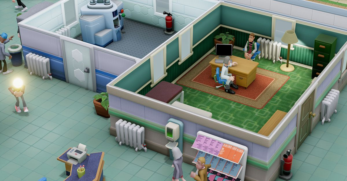 Theme Hospital creators working on spiritual successor with Sega