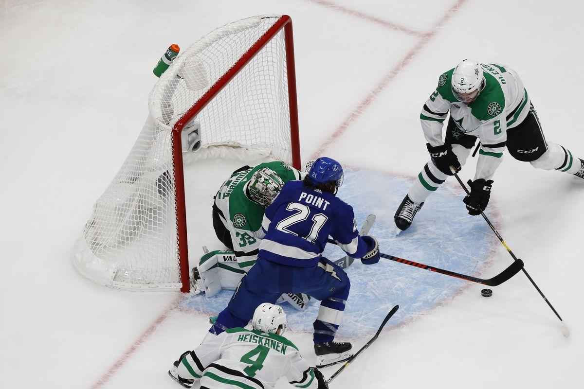 NHL: Stanley Cup Final-Dallas Stars at Tampa Bay Lightning
