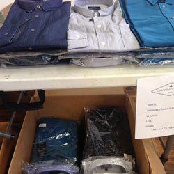 Craft Atlantic shirts, $45