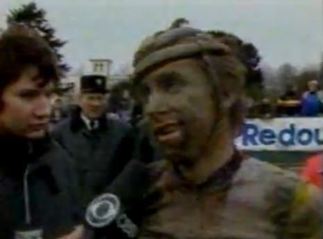 Greg Lemond, 1985 Paris-Roubaix