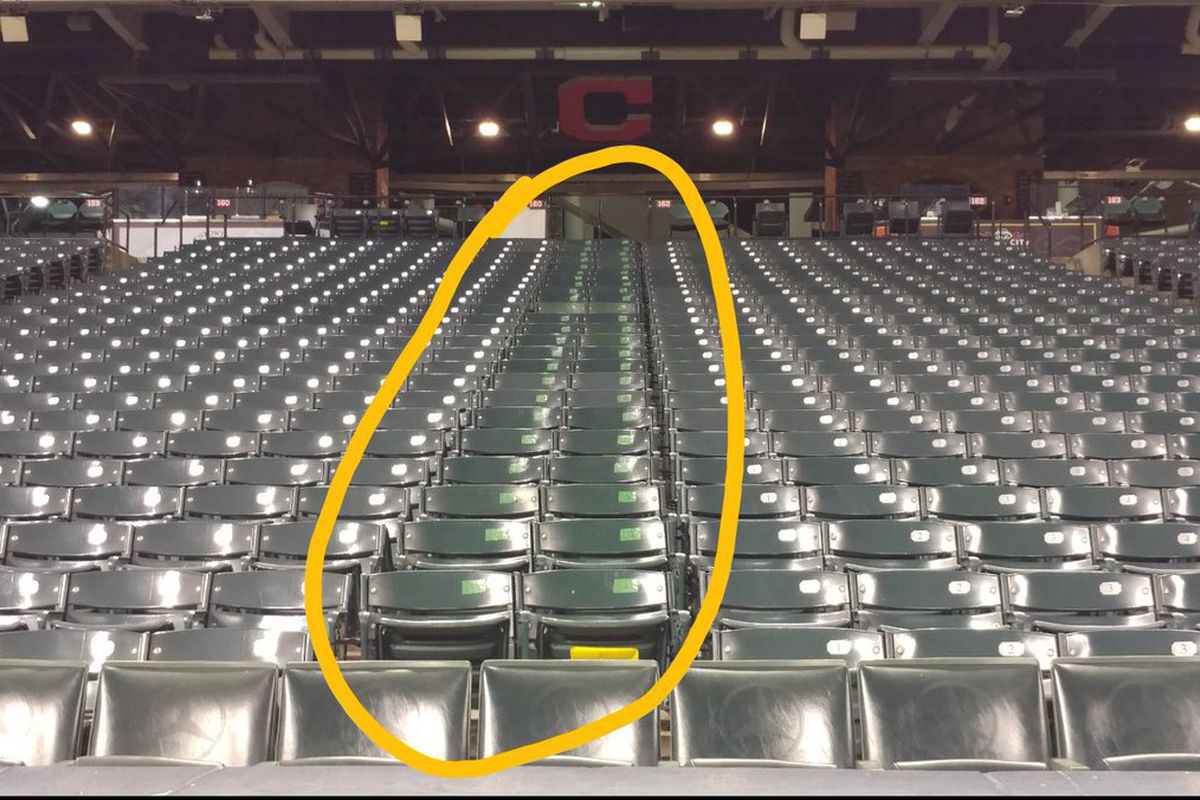 Indians Adding Extra Seats To Progressive Field Ahead Of