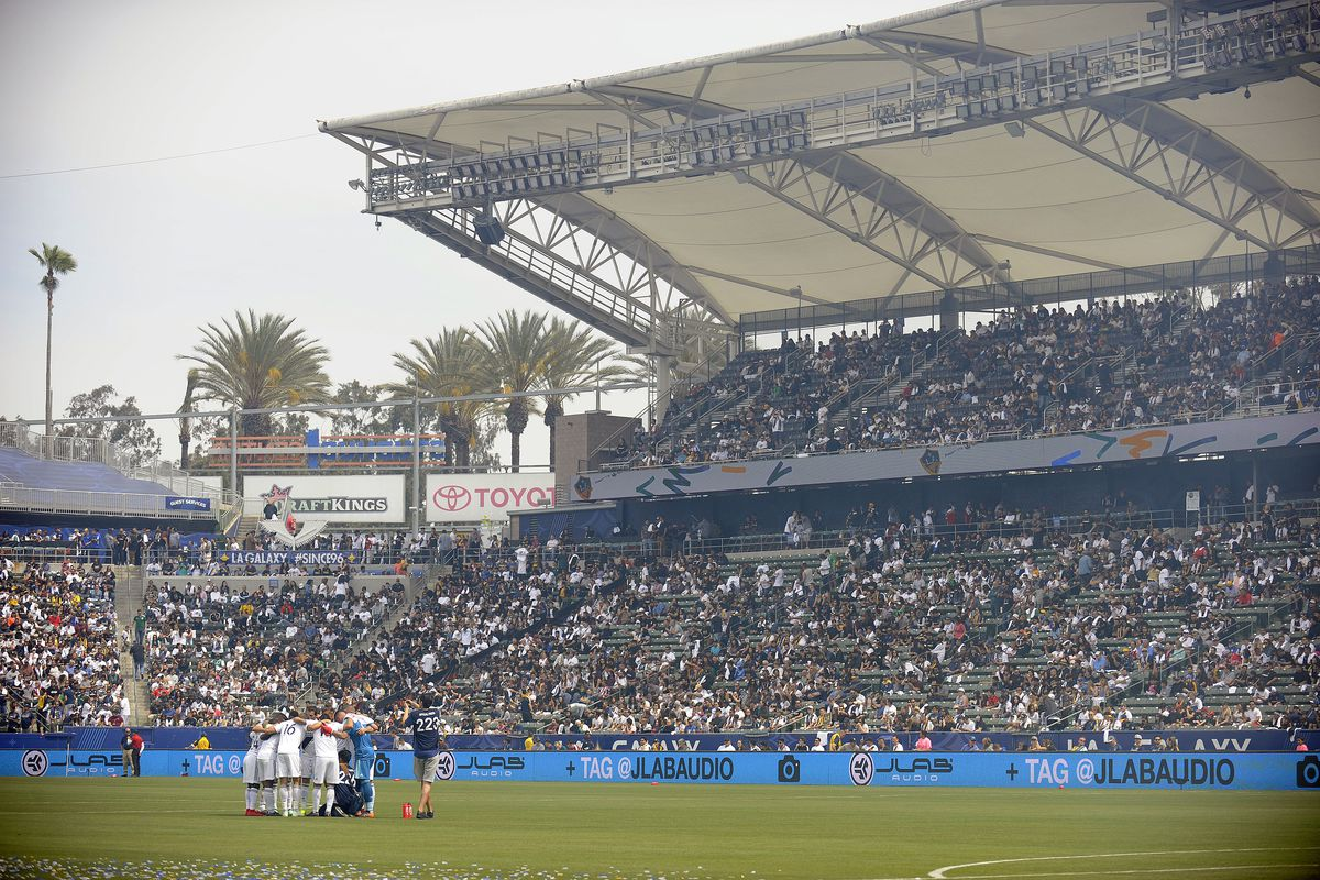 LA Galaxy rank 2nd in Forbes 2018 Most Valuable MLS Team