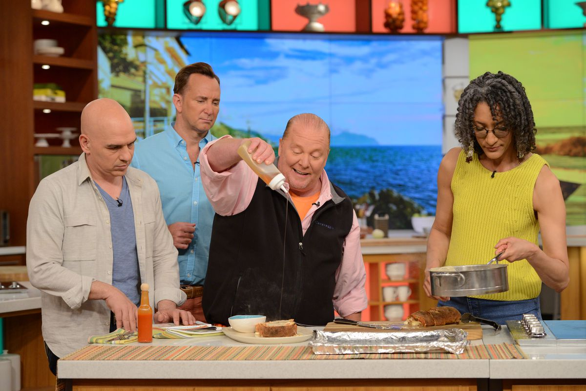 the chew cancelled by abc after seven seasons eater