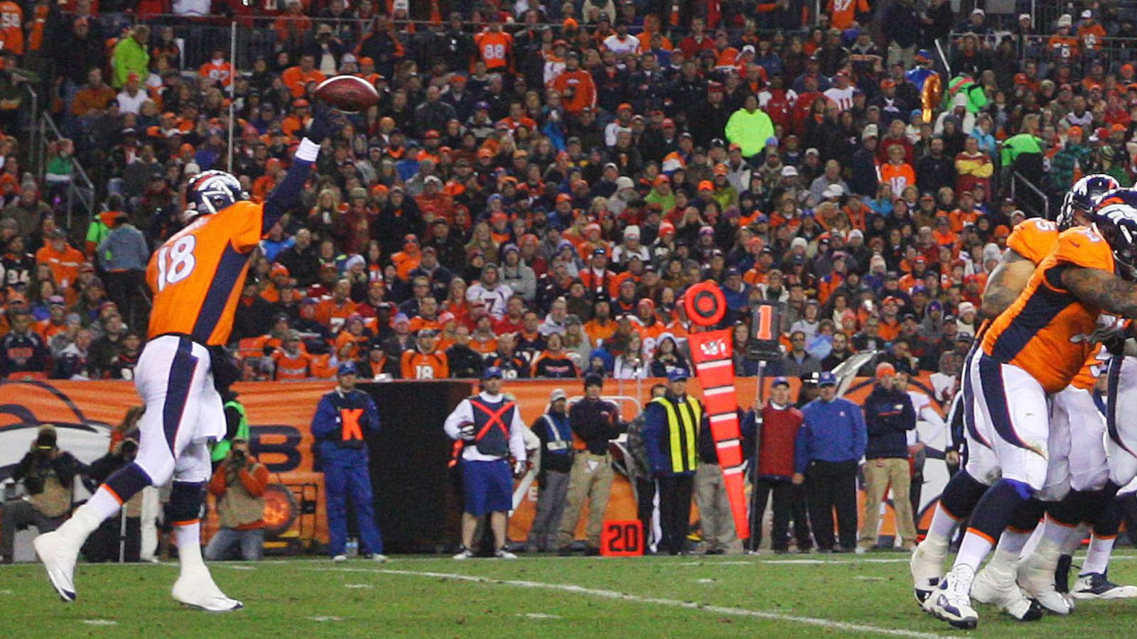 Chiefs-Broncos reactions: What happened to Kansas City's ...