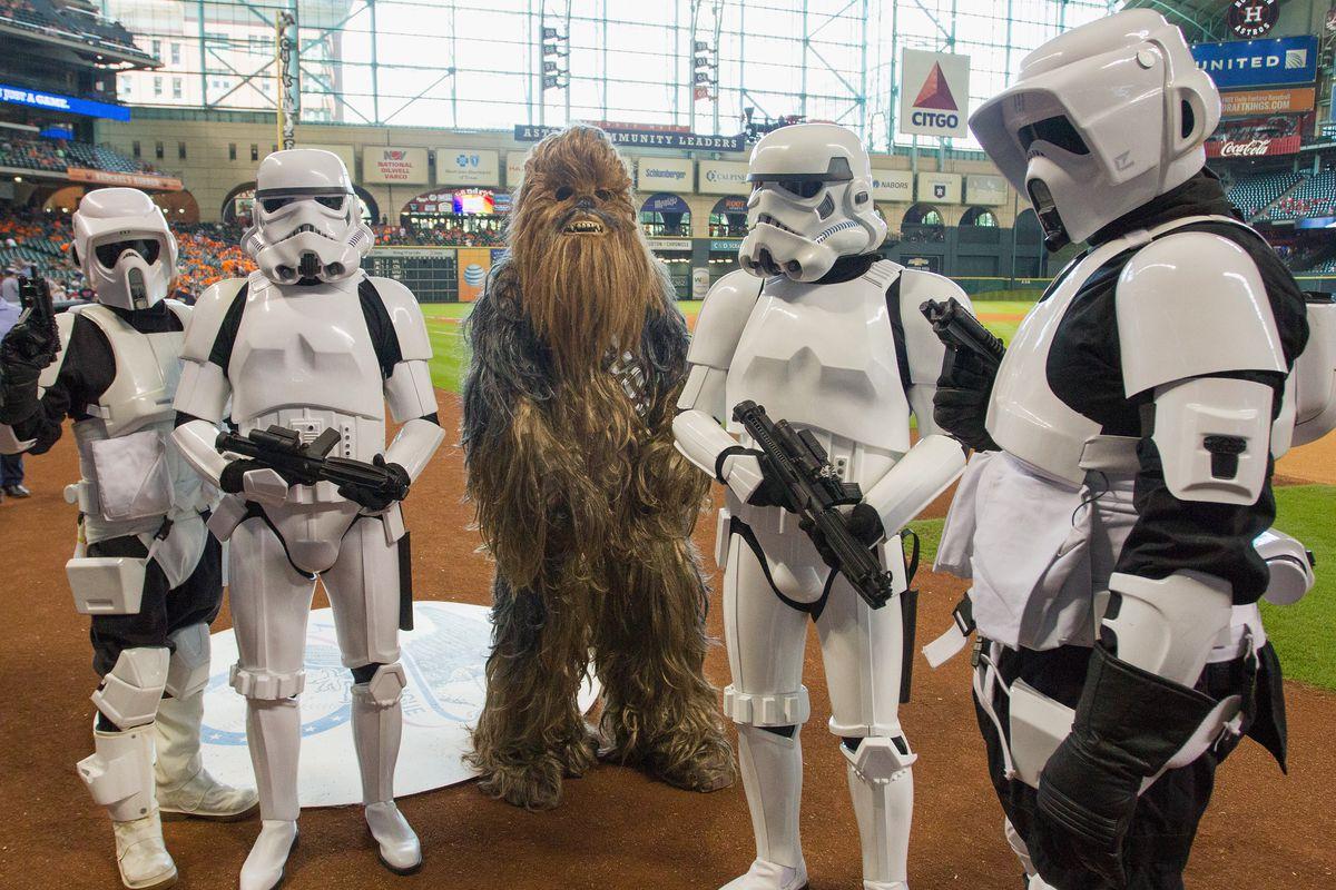 Minnesota Twins v Houston Astros
