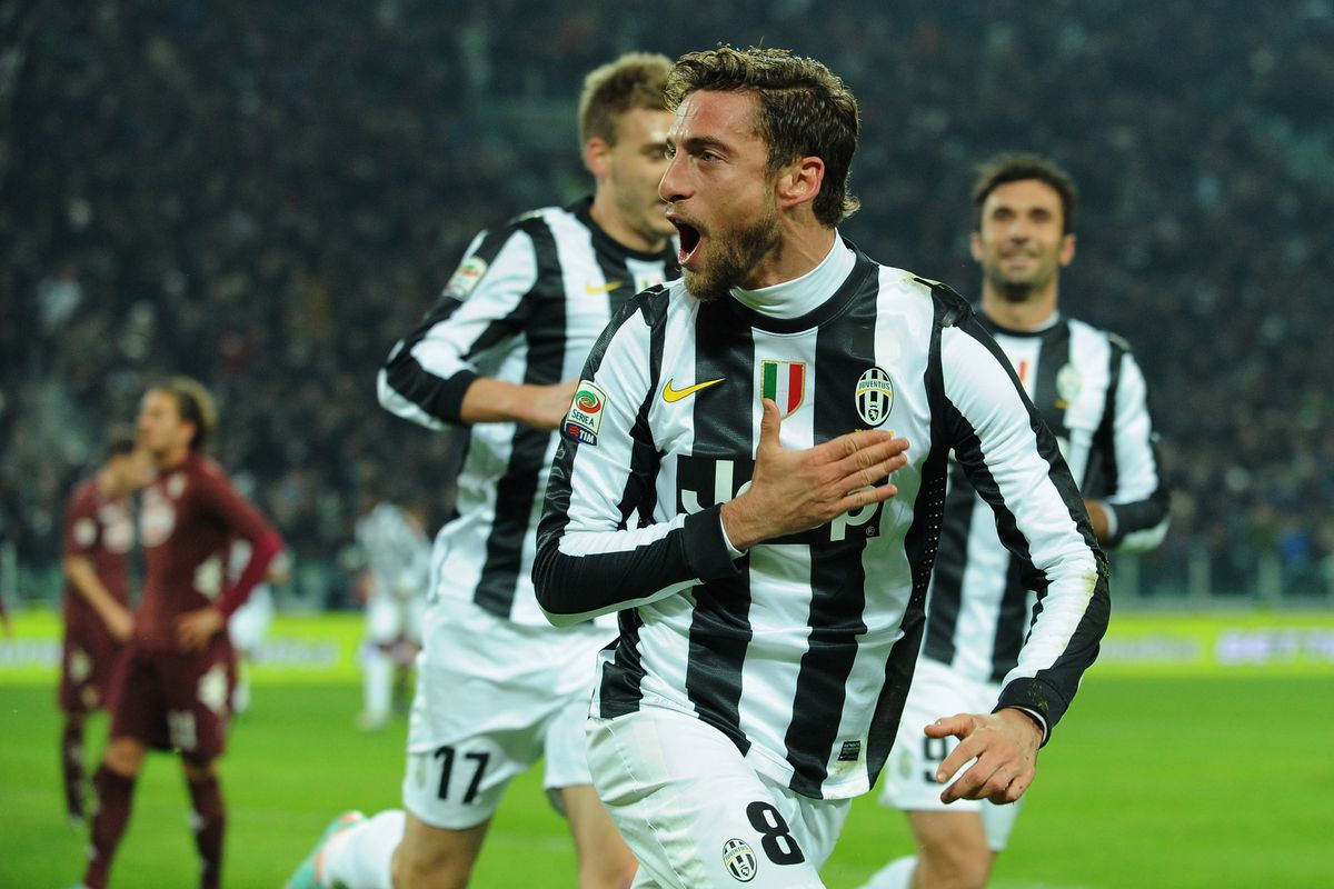 A Turin-born boy celebrating after scoring against Torino? Almost too good to be true.