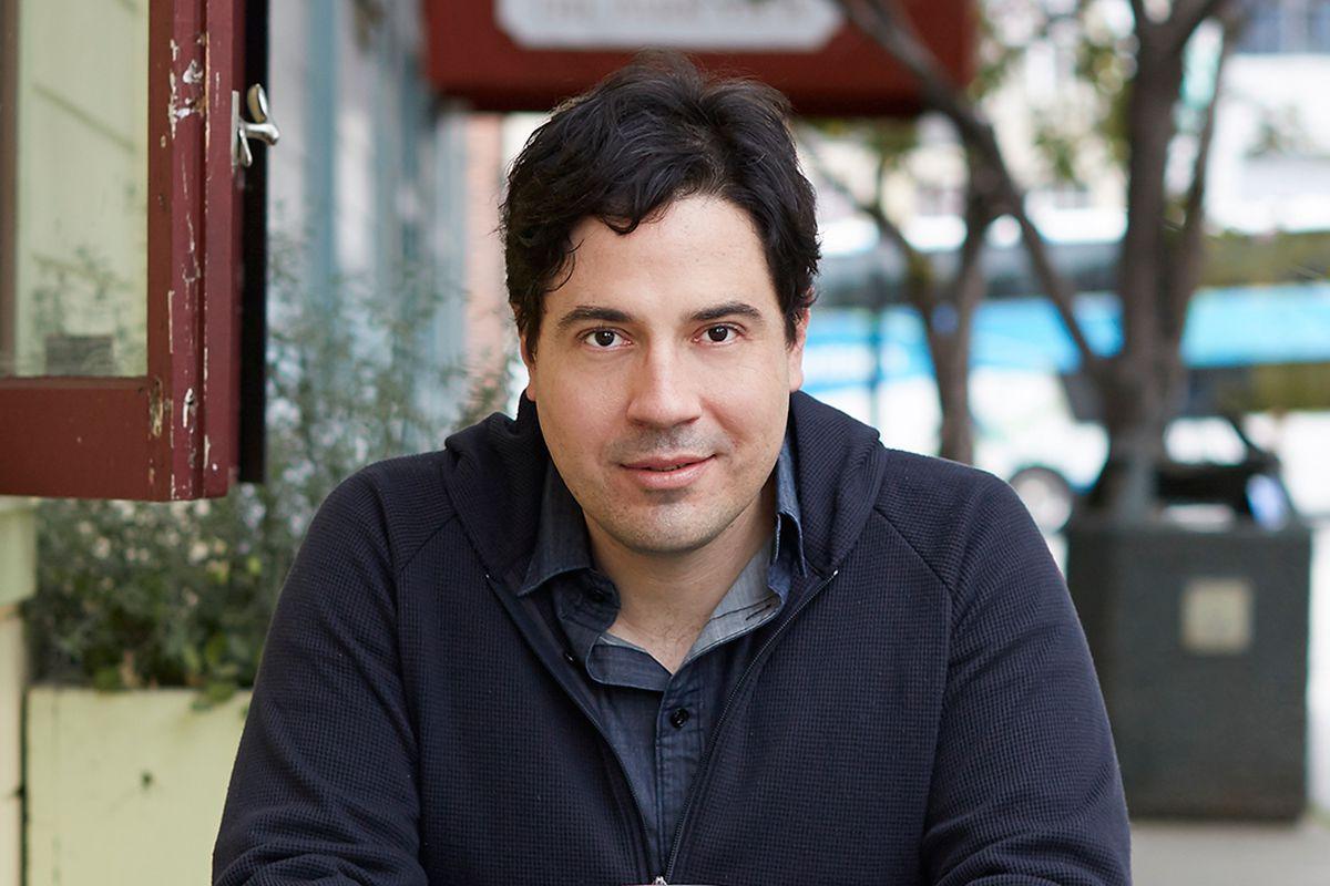 """Chaos Monkeys"" author Antonio García-Martinez"