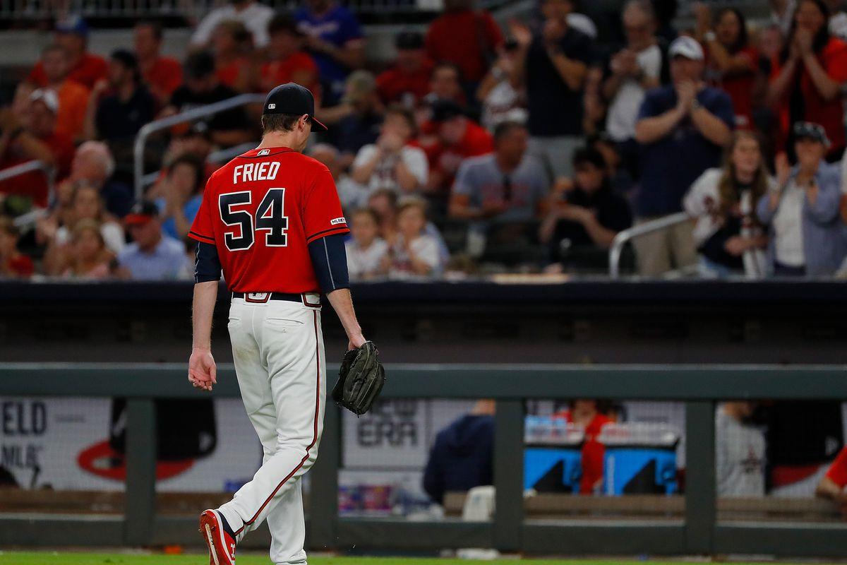 Chicago White Sox v Atlanta Braves
