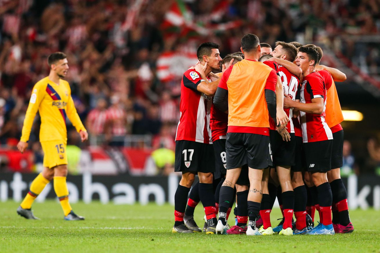 Barcelona?s road to recovery after Athletic defeat