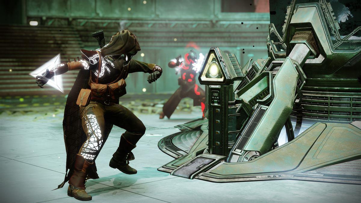 Gambit Prime bank hunter Destiny 2