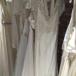 Bridal gown, $1,940