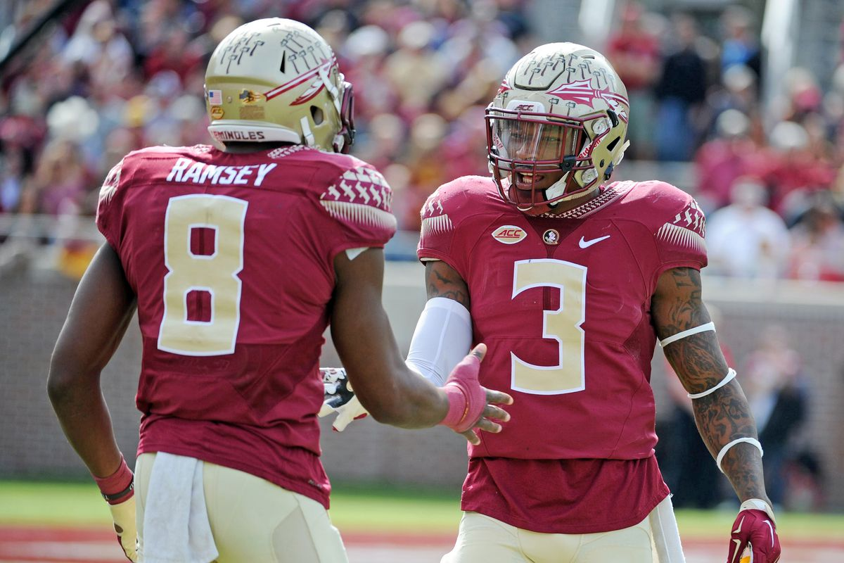 ca695c4bd How Florida State star Derwin James will take the torch from Jalen Ramsey