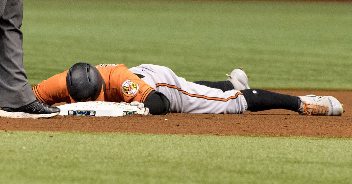 Rays 10, Orioles 5: Birds get embarrassed again in Tampa - Camden Chat
