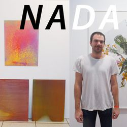 """""""After a good night's sleep, we recharged and were ready to face Day Two in Miami. The day began with a visit to another art fair, the NADA Art Fair. This ended up being our favorite fair because it was split into three different sections consisting of yo"""