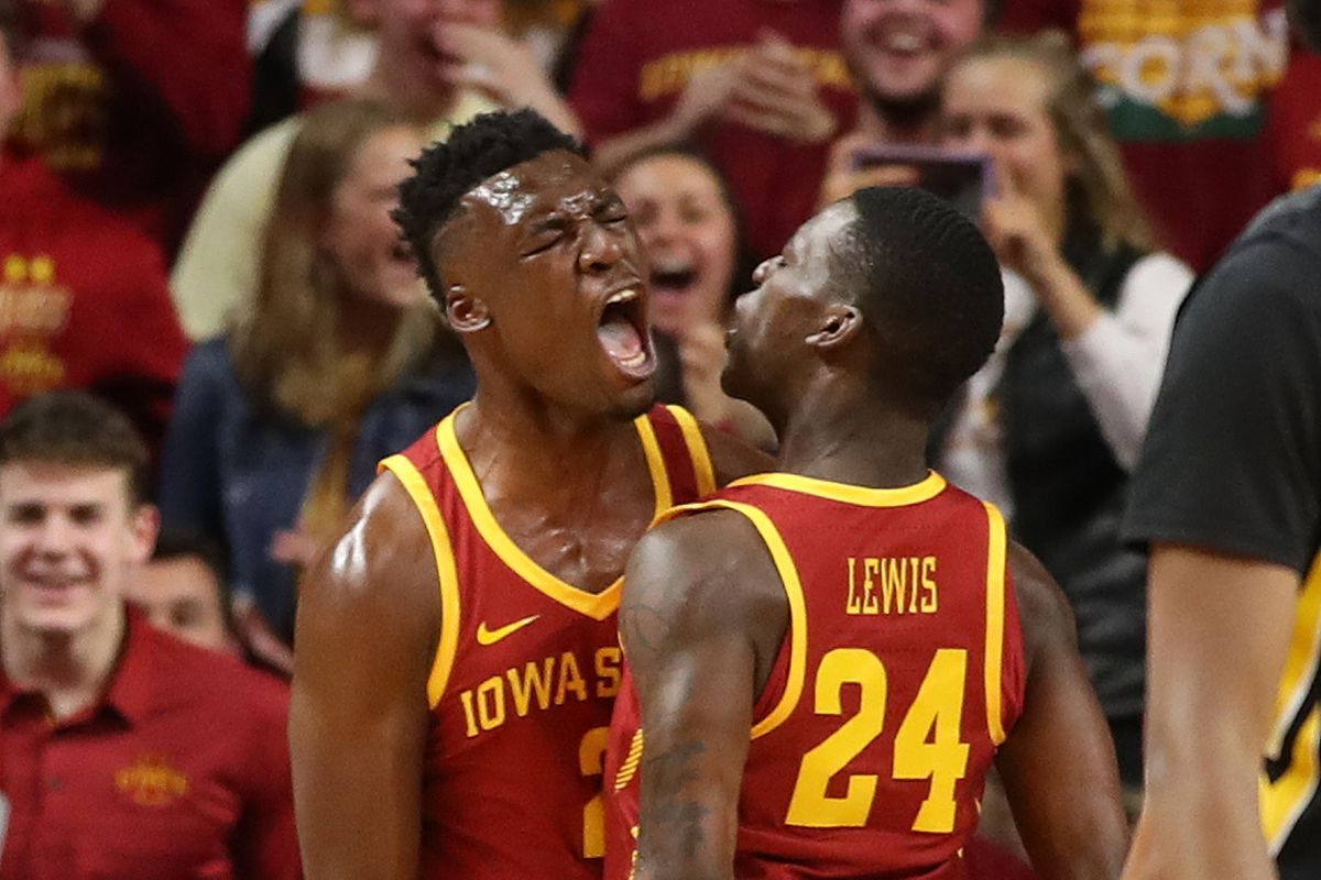 NCAA Basketball: Iowa at Iowa State