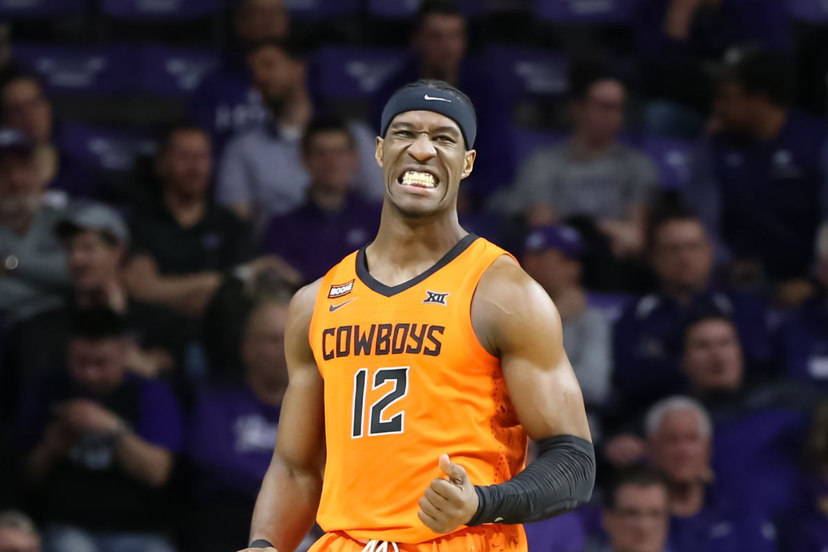 COLLEGE BASKETBALL: FEB 11 Oklahoma State at Kansas State