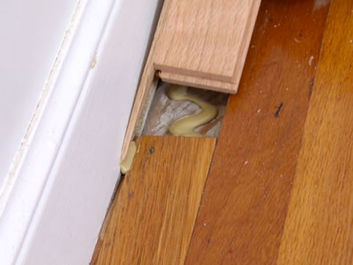 Replace Tongue And Groove Floor Boards