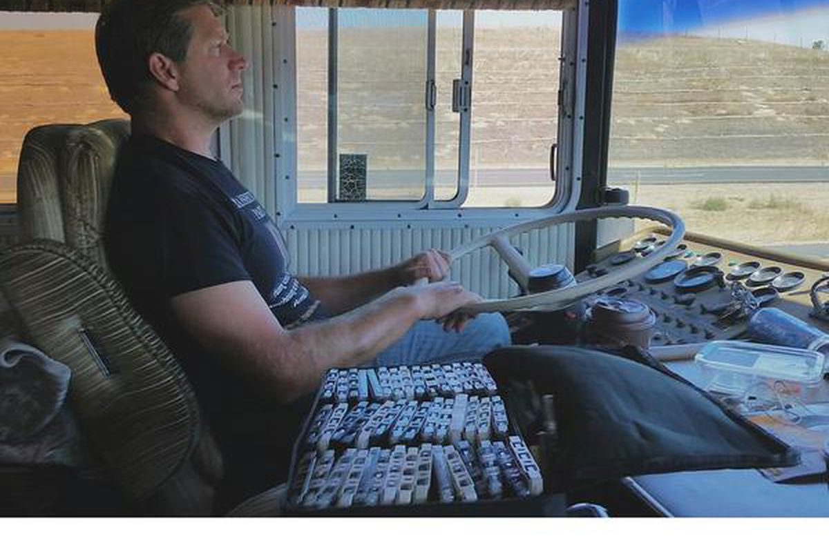 Zoltan commandeers the Immortality Bus.