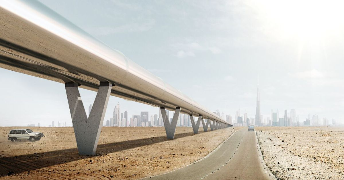 Virgin Hyperloop One is now eyeing India for possible high-speed routes