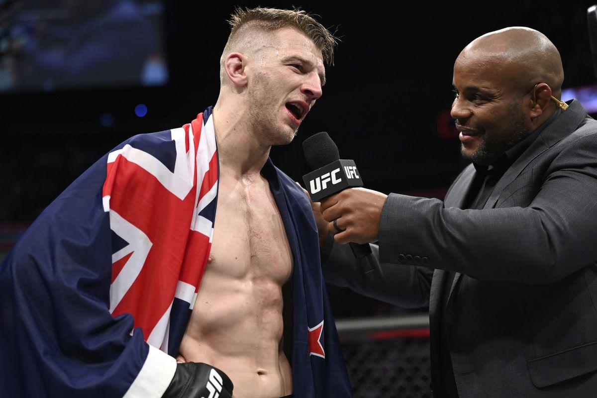 UFC 266: Hooker v Haqparast