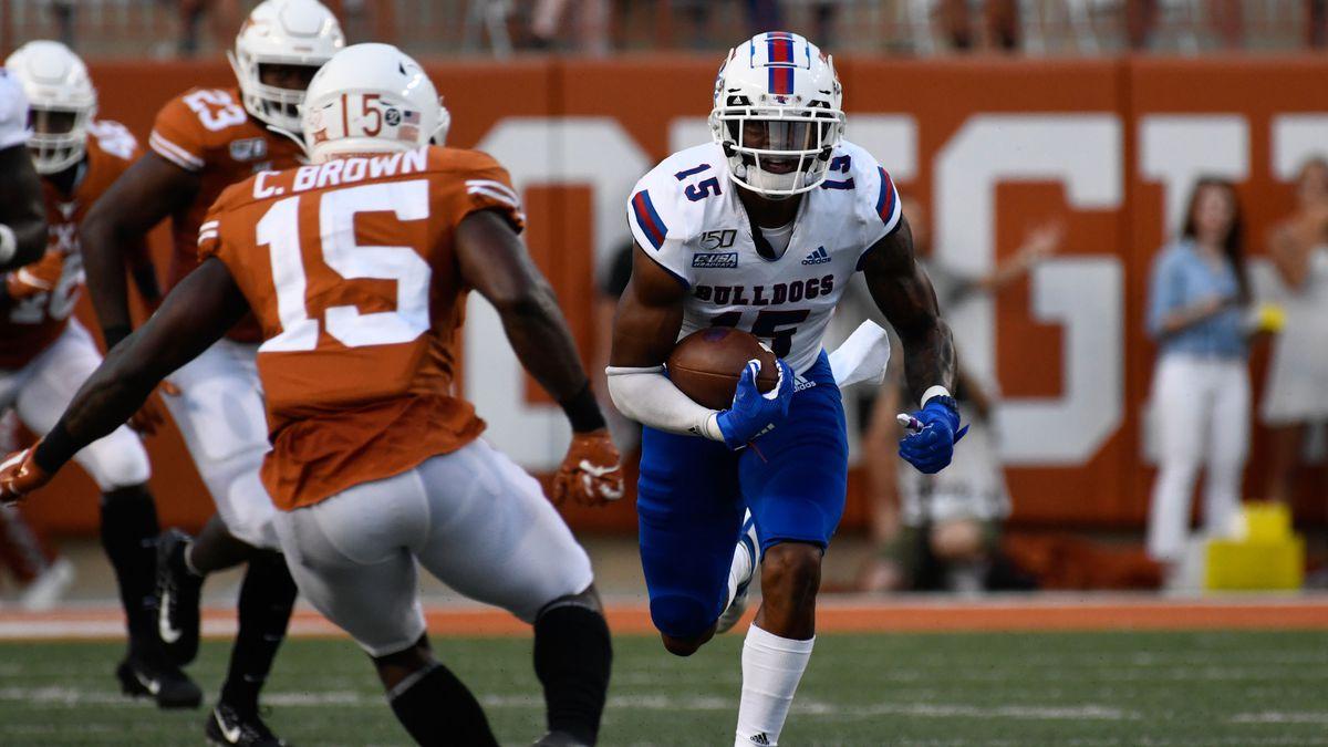 NCAA Football: Louisiana Tech at Texas