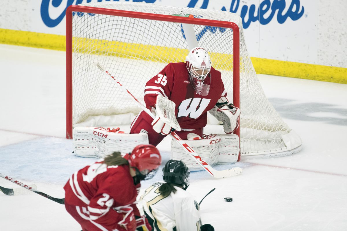 Wisconsin Womens Hockey Badgers Head To Postseason Play Buckys