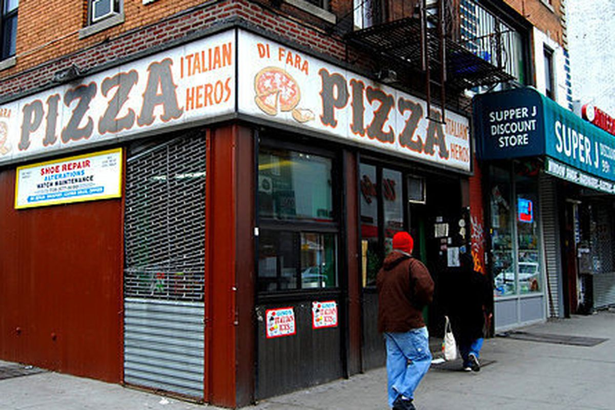 Di Fara Pizza, NYC