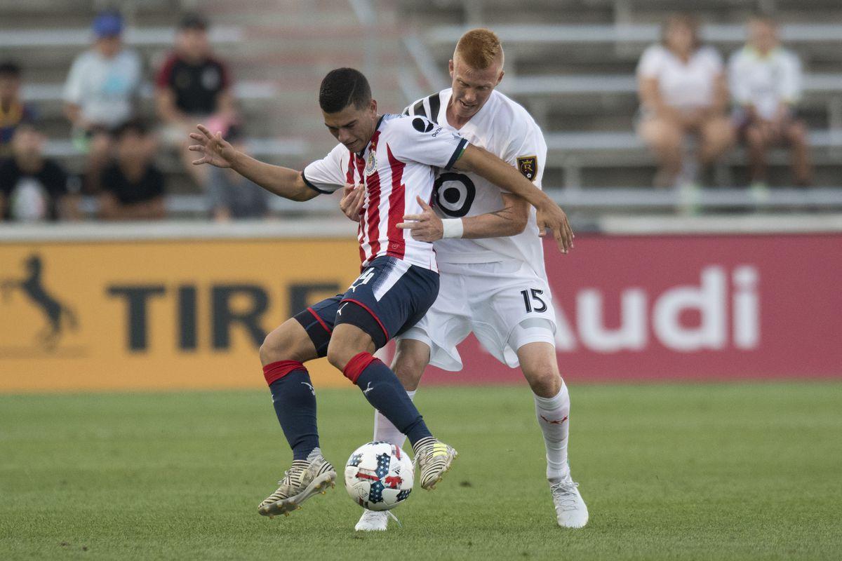 SOCCER: AUG 01 MLS Homegrown Game